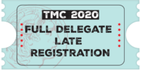 TMC Full Delegate LATE Registration