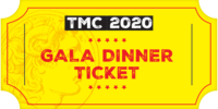 TMC Gala Dinner Ticket