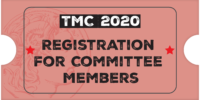 TMC Registration for Committee Members