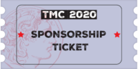 TMC SPONSORSHIP TICKET