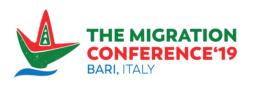 TMC2019 Bari logo