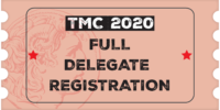 TMC Full Delegate Early Bird Registration