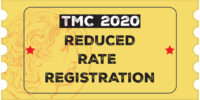 TMC Reduced Rate Early Bird Registration