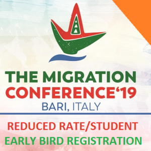 TMC2019 Reduced Rate Early Bird Registration