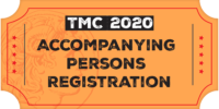TMC Accompanying Persons Registration