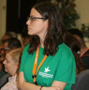TMC2019 Bari Volunteer